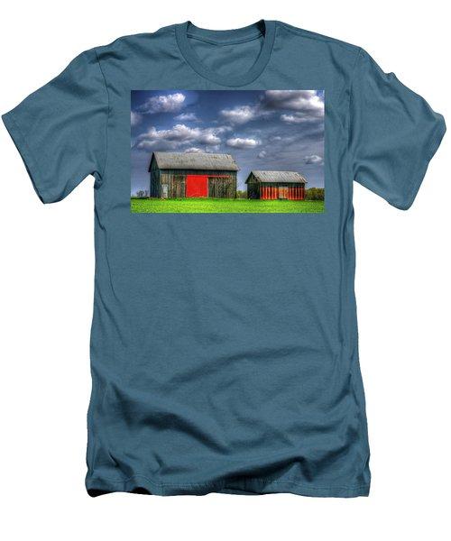 Twins Men's T-Shirt (Athletic Fit)