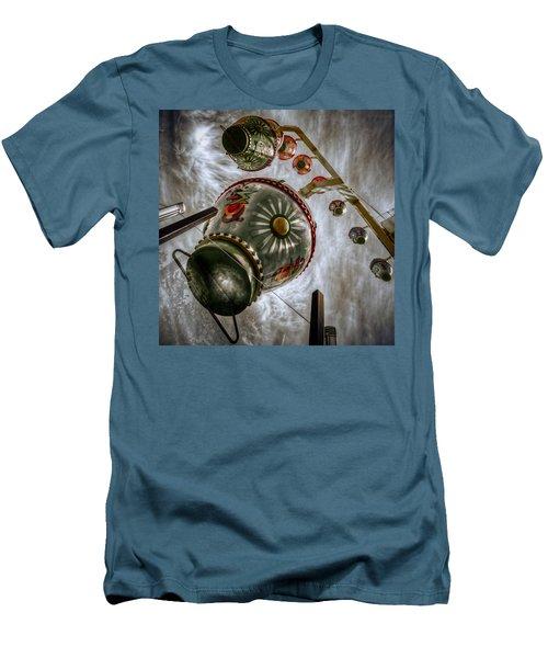 Upwardly Mobile Men's T-Shirt (Athletic Fit)