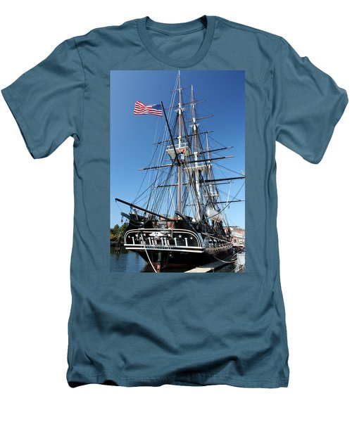 Uss Constitution Men's T-Shirt (Athletic Fit)