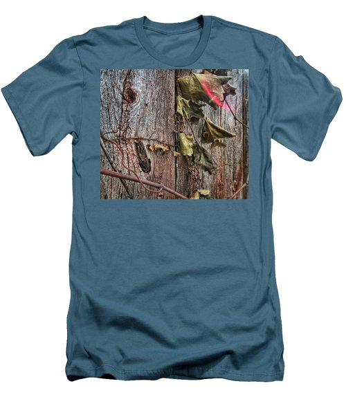 Vines And Barns Men's T-Shirt (Athletic Fit)