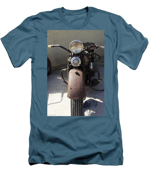 Vintage Harley Men's T-Shirt (Athletic Fit)