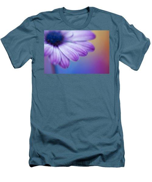Violet 2 Men's T-Shirt (Athletic Fit)