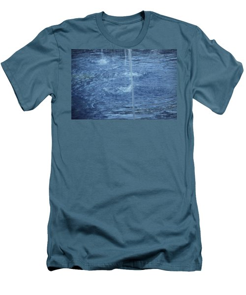 Water Men's T-Shirt (Athletic Fit)