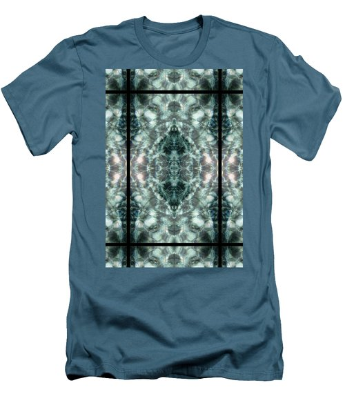 Waters Of Humility Men's T-Shirt (Slim Fit) by Deprise Brescia
