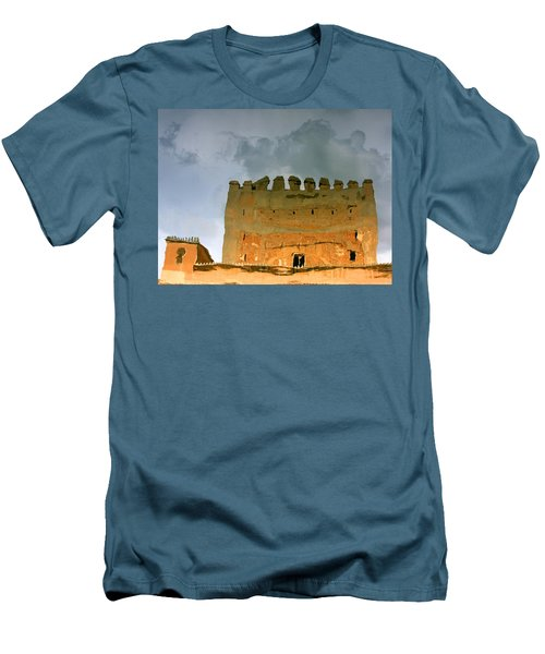 Watery Alhambra Men's T-Shirt (Athletic Fit)