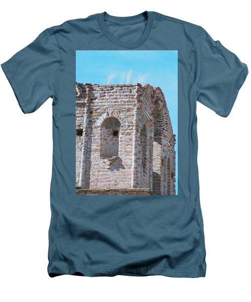Men's T-Shirt (Slim Fit) featuring the photograph Waving To The Sky by Kerri Mortenson