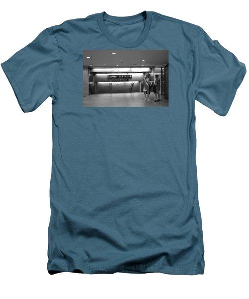 Which One Men's T-Shirt (Slim Fit) by John Schneider