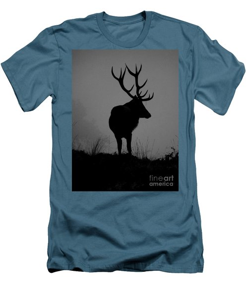 Wildlife Monarch Of The Park Men's T-Shirt (Athletic Fit)