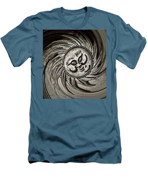 Windy Sun  Men's T-Shirt (Athletic Fit)