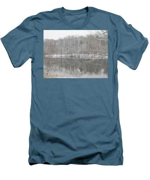 Winter Reflections 2 Men's T-Shirt (Athletic Fit)