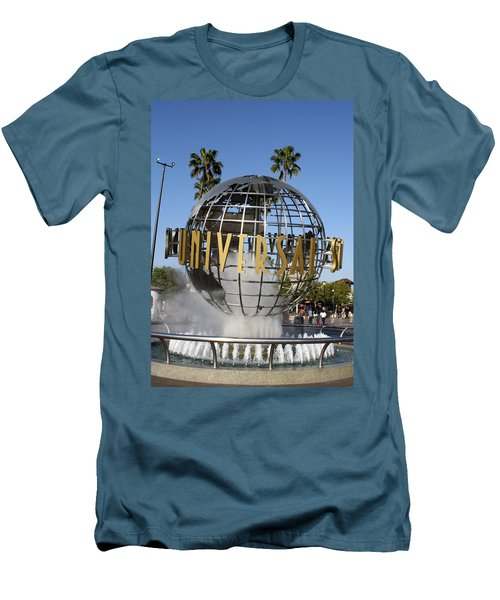 World Of Universal Men's T-Shirt (Athletic Fit)