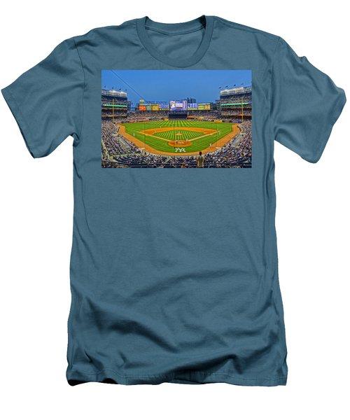 Yankee Stadium Men's T-Shirt (Athletic Fit)