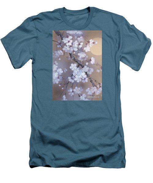 Yoi Crop Men's T-Shirt (Slim Fit) by Haruyo Morita