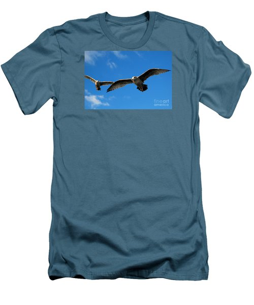 Young Wings Men's T-Shirt (Athletic Fit)