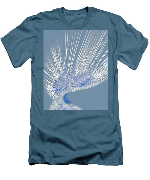 Zephyr Men's T-Shirt (Slim Fit) by Judi Suni Hall