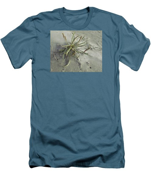 Men's T-Shirt (Slim Fit) featuring the photograph Adaptation by I'ina Van Lawick