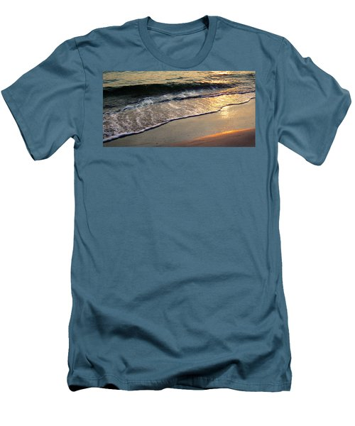 Gentle Tide Men's T-Shirt (Athletic Fit)