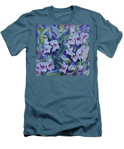 Snap Dragons Men's T-Shirt (Athletic Fit)