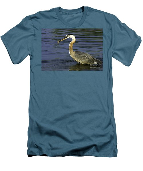 Men's T-Shirt (Slim Fit) featuring the photograph 2 For 1 Dinner Special by Clayton Bruster