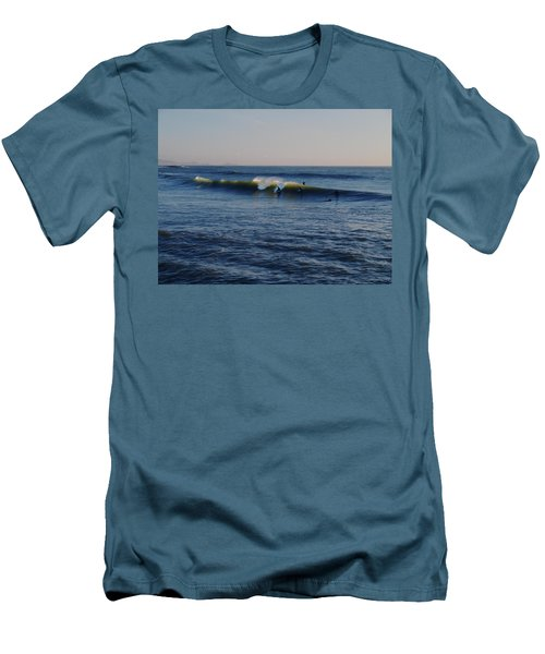 Surfers Make The Ocean Better Series Men's T-Shirt (Athletic Fit)