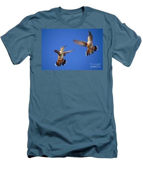 Air Dance Men's T-Shirt (Athletic Fit)