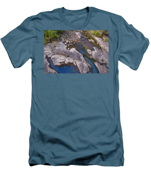 Another World II Men's T-Shirt (Athletic Fit)