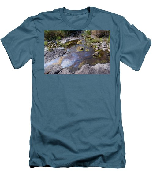 Another World Vi Men's T-Shirt (Athletic Fit)
