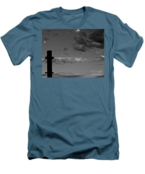 ...babel...to The Moon Men's T-Shirt (Athletic Fit)