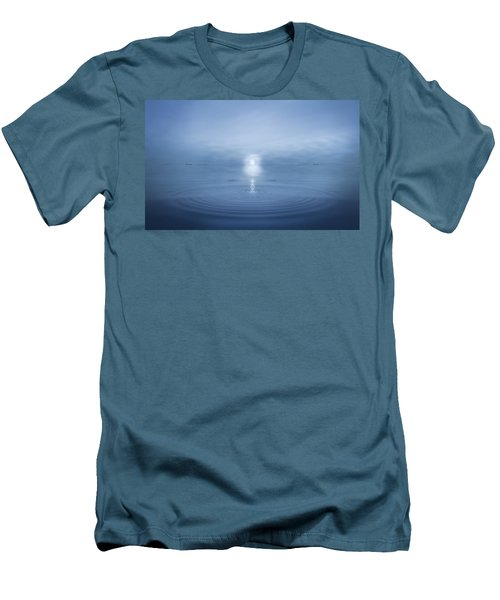 Big Blue Men's T-Shirt (Athletic Fit)