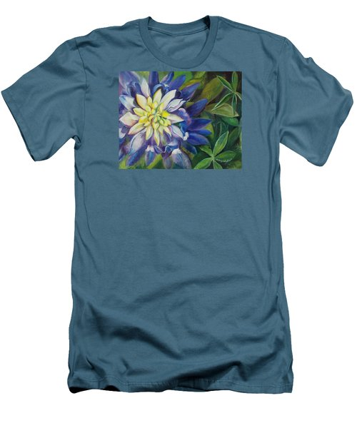 Bluebonnet Daze Men's T-Shirt (Athletic Fit)