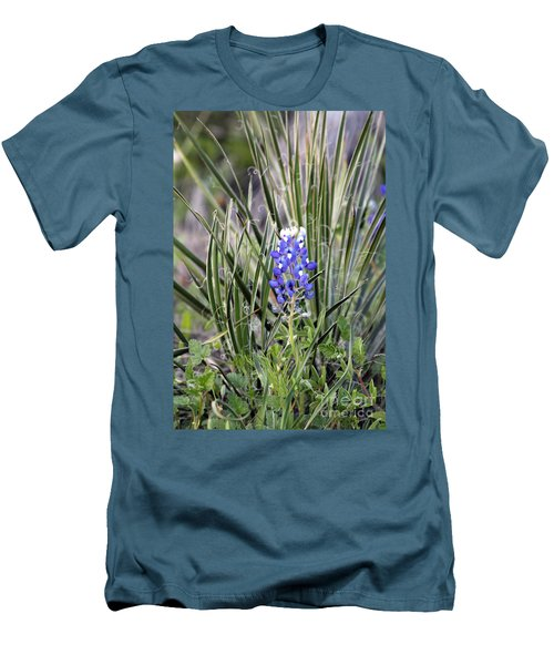 Bonnet Spines Men's T-Shirt (Slim Fit) by Alycia Christine