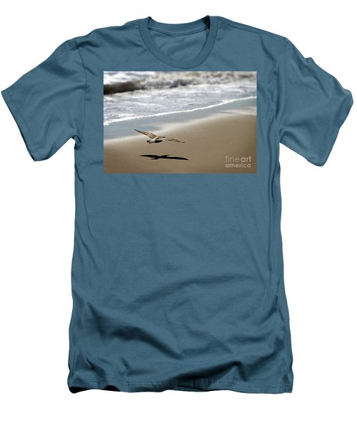 Coming In For Landing Men's T-Shirt (Athletic Fit)