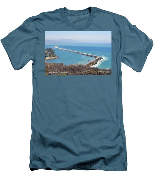 Men's T-Shirt (Slim Fit) featuring the photograph Dana Point California 9-1-12 by Clayton Bruster