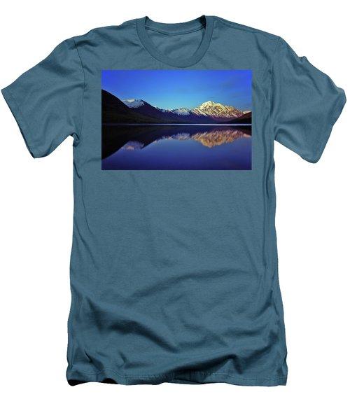 Eklutna Reflections Men's T-Shirt (Athletic Fit)
