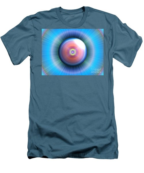 Eye Men's T-Shirt (Athletic Fit)