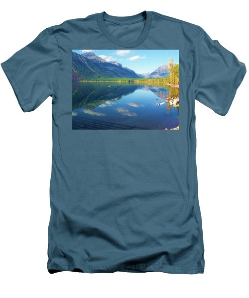 Glacier Park Magic Men's T-Shirt (Athletic Fit)