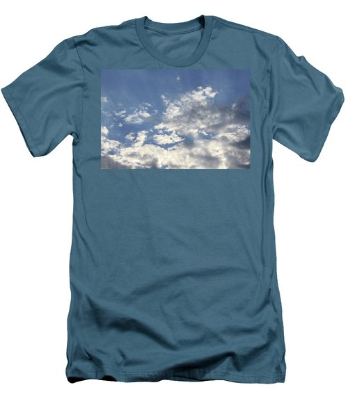 Heavenly Men's T-Shirt (Slim Fit) by Inspired Arts