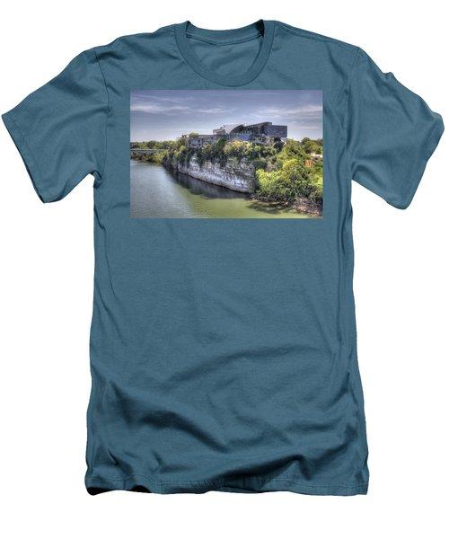 Hunter Museum  Men's T-Shirt (Athletic Fit)