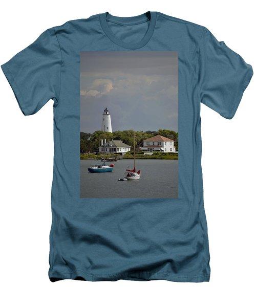 Idle Hours Men's T-Shirt (Athletic Fit)