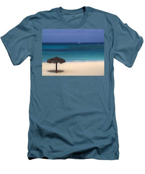 Men's T-Shirt (Slim Fit) featuring the photograph Idyllic Day by Lynn Bolt