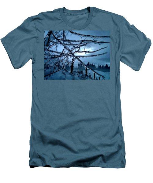Illumination Men's T-Shirt (Slim Fit) by Rory Sagner