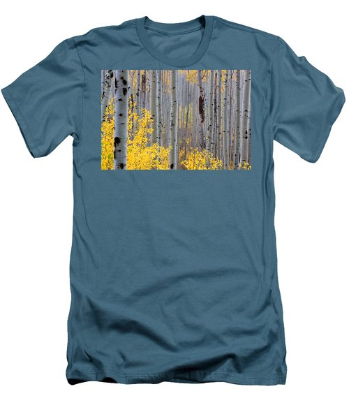 Men's T-Shirt (Slim Fit) featuring the photograph In The Thick Of Things by Jim Garrison