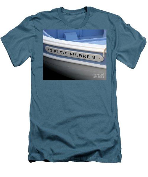 Le Petit Pierre II Men's T-Shirt (Slim Fit) by Lainie Wrightson