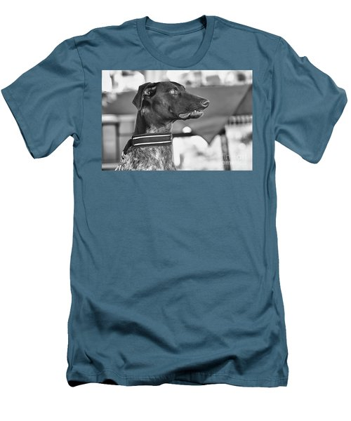 Men's T-Shirt (Slim Fit) featuring the photograph Mesmerized by Eunice Gibb