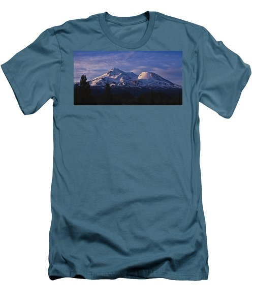 Mt Shasta Men's T-Shirt (Athletic Fit)