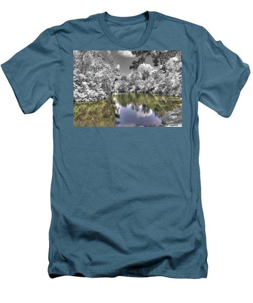 Nature's Dream Men's T-Shirt (Athletic Fit)