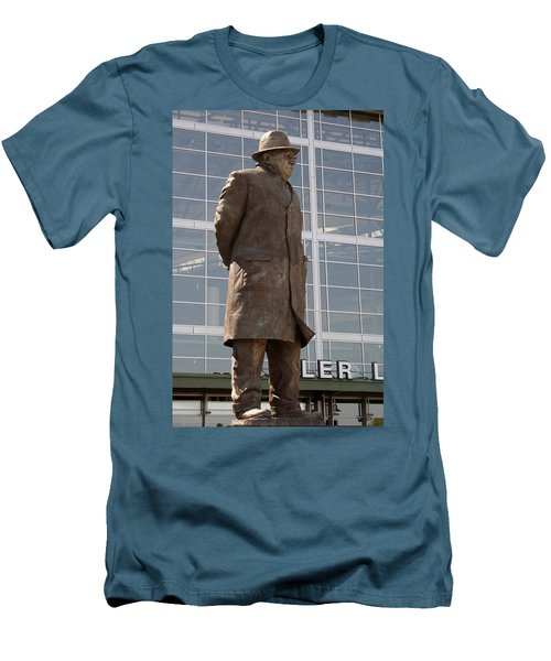 Men's T-Shirt (Slim Fit) featuring the photograph One Of The Greatest by Kay Novy
