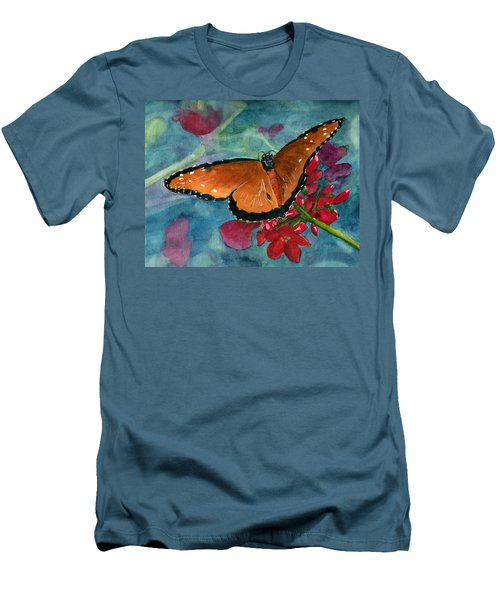 Papilio Fandango  Men's T-Shirt (Athletic Fit)