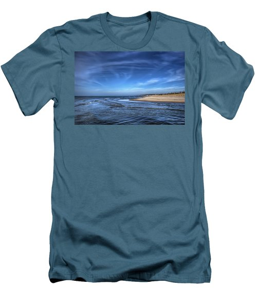 Peaceful Times Men's T-Shirt (Athletic Fit)