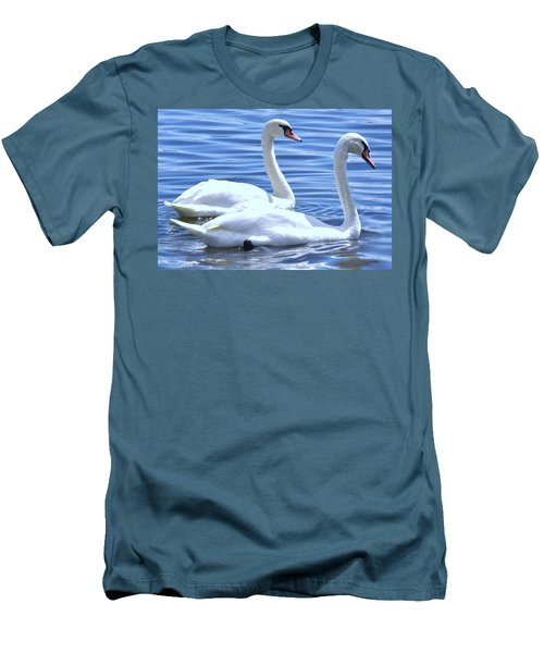 Soulmates Men's T-Shirt (Athletic Fit)